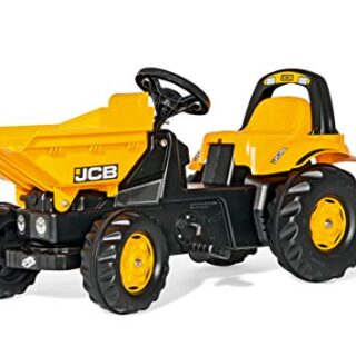 Rolly Toys - JCB Dumper Pedal Car (24247)