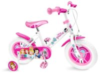 "Sello Sas- Disney Princess Bike 14 ""Bush + Llantas de nylon + Frenos de pinza ..."