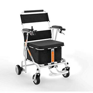 Airwheel H8 | Silla de ruedas eléctrica para interior y exterior con ...