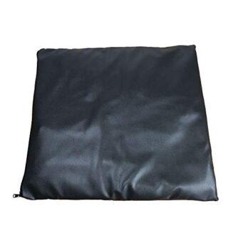 Cojín antiescaras en gel para silla de ruedas 42x42x4cm sin agujero