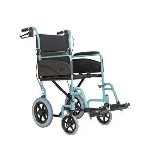 Dash Express - Silla de ruedas plegable ultraligera con asas altas, con ...