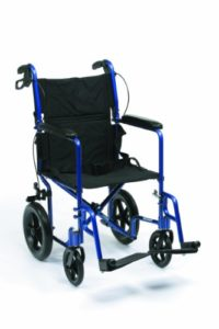 Drive Medical EXP19BL Expedition - Silla de ruedas ligera (aluminio, 4 ...