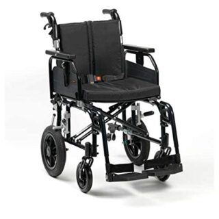 Drive Medical SD2TS16BLK Enigma Super Delux - Silla de ruedas transfer ...