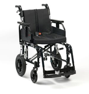 Drive Medical SD2TS18BLK Enigma Super Deluxe - Silla de ruedas (asiento ...