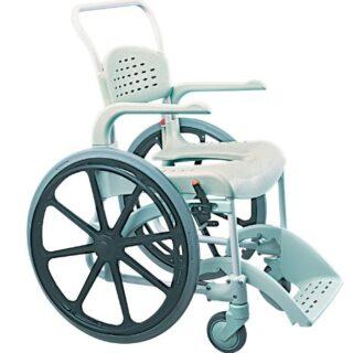 Etac Clean - Silla de ruedas para ducha (Asiento autopropulsado