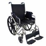 Mobiclinic, Silla de ruedas, Plegable, Ruedas grandes, Ortopédico, Rep ...