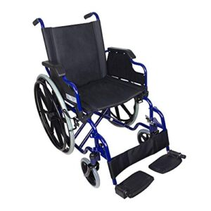 Mobiclinic, Silla de ruedas para ancianos, Plegable, Rueda grande, Asia ...