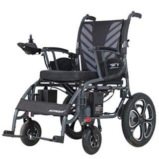 Mobility Silla de ruedas eléctrica, silla inteligente y plegable ...