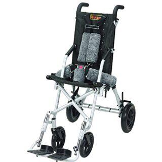 NRS Healthcare M80373 - Silla de rueda asistida y de transporte