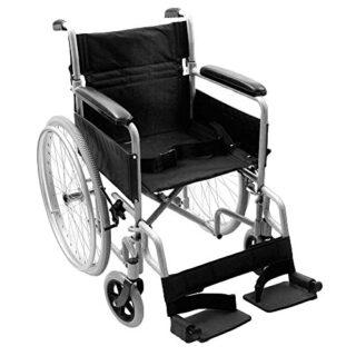 NRS Healthcare - Silla de ruedas autopropulsada ligera Transit-lite ...