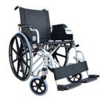 POLIRONESHOP DELO Silla de ruedas autopropulsada plegable y portátil ...