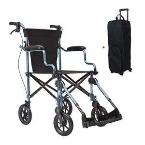 Silla de ruedas Transit, marco de aluminio para silla de ruedas, liviano y ...
