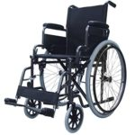 Silla de ruedas autopropulsada plegable Elite Care ECSP02