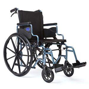 Silla de ruedas de aluminio, sistema doble de marco ligero ...
