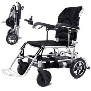 Silla de ruedas eléctrica A ~ LICE & C, silla plegable eléctrica portátil, ...