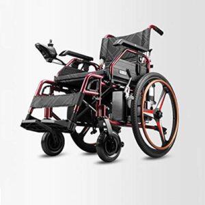 Silla de ruedas eléctrica de empuje manual AA100 / tipo plegable ...