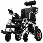 Silla de ruedas eléctrica multifunción Wlylyh plegable peso ligero Int ...