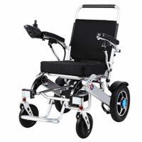 Silla de ruedas eléctrica plegable de aluminio Wheel-hy, para ...