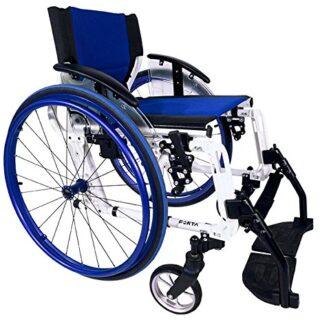 Silla de ruedas plegable Sport Line Aluminio Autopropulsada en ...
