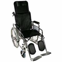 Silla de ruedas, plegable, reposapiernas y piernas, ortopedia ...