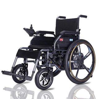 Wheel-hy Silla de ruedas eléctrica Silla eléctrica - para personas mayores ...