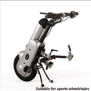 ZYT Electric Connectable Handcycle Wheelchair, Silla de ruedas 36V ...