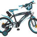 TOIMSA 16226 Blue Ice - Bicicleta de 16 pulgadas, multicolor