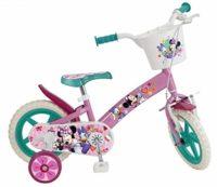 TOIMSA 609 EN71 - Bicicleta para niños con 1 licencia de Minnie Mouse ...