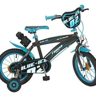 "TOIMSA - Bicicleta 14 ""Modelo Blue Ice 4-6 años, 14115"