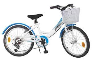 TOIMSA - Bicicleta de montaña de 20 pulgadas, modelo City 6 velocidades ...