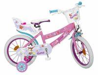 Toimsa 16227 - Bicicleta de 16 pulgadas, modelo Fantasy Walk 5-8 años