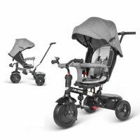 Besrey Baby Tricycles, Triciclo infantil evolutivo para bebés 7in1 Bicicleta ...