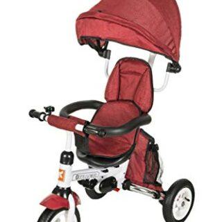 Kidz Motion Kids Tobi Alex 2 triciclos para bebés, triciclo evolutivo para bebés ...