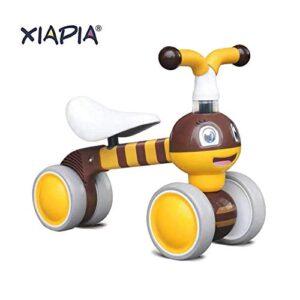 XIAPIA Bicicleta sin pedales 10-36 meses, Bicicleta sin pedales Niños Bebés ...