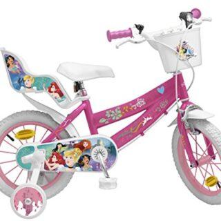 Bicicleta Niña Pik & Roll Princess, Rosa