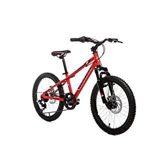 "Bicicleta para niños Moma Bikes, Mountain GTT20 "", Alu, SHIMANO 6V. Doble ..."