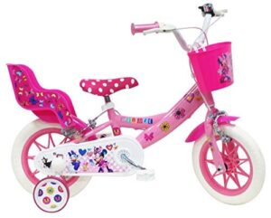 Bike Minie: bicicleta para niños para niñas, multicolor, 12 pulgadas