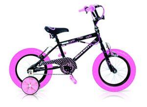"""INJUSA Hello Kitty - Bicicleta de 12 """", color negro 609000"""