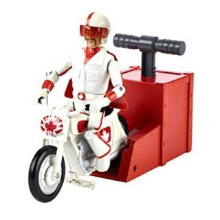 Mattel Disney Toy Story 4 Figura Duke Caboom acrobacias y carreras con ...