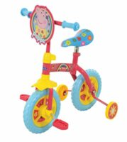 Peppa Pig M004176 2in1 - Entrenamiento bicicleta, 25.4 cm, multic ...