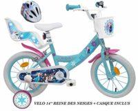 Bicicleta de 14 Pulgadas Stamp Minnie C862020NBA Color Rosa