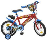 TOIMS Bicicleta para niños Paw Patrol, tamaño 14 pulgadas