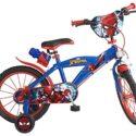 """Toimsa 85-876 - Bicicleta Spiderman de 16 """""""