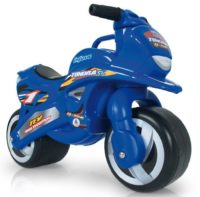 Injusa 195/000 - Tundra baby bike riders, Azul, 69 x 23, ...