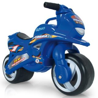 Injusa 195/000 - Tundra baby bike riders, Azul, 69 x 23, ...