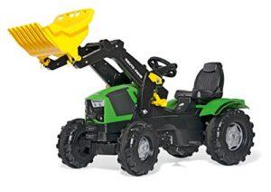 rolly toys rollyFarmtrac Deutz-FAHR 5120 Pedal Tractor - Juguetes de M...
