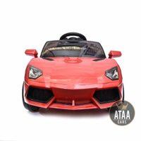 Coche eléctrico ATAA para niños 12v Lamborghini Style con control remoto - Potente ...