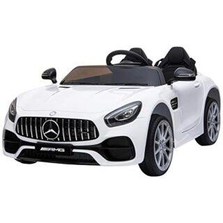 HOMCOM Child Electric Car Child Toy Car 3 años + con control remoto ...