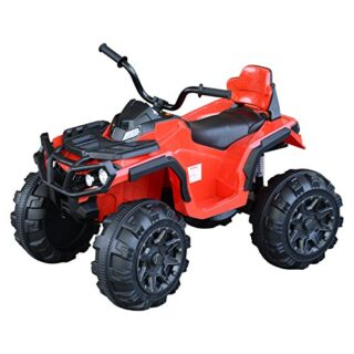 Homcom Quad Electric Infant Electric Vehicle ATV Batería 1 ...