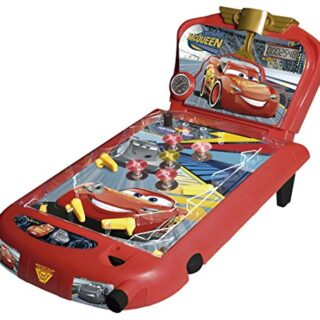 IMC Toys- Cars Super Pinball Lights and Sound, 60 x 28 cm (Propio 250116 ...
